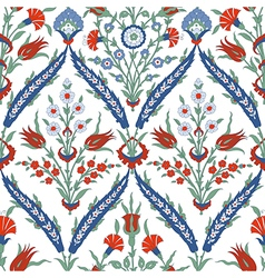 Traditional arabic ornament seamless vector