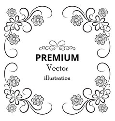 Graphic elements for design vector