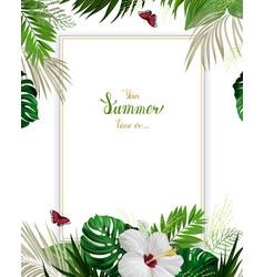 universal invitation congratulation card with vector image vector image
