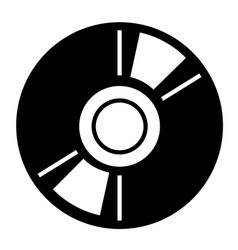 cd diskette vector image