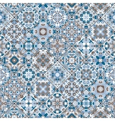 Decorative background in ethnic style vector