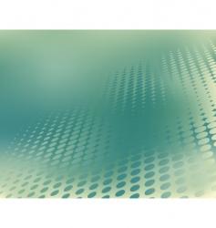 green dots vector image vector image