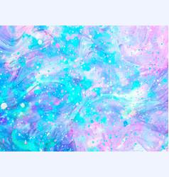 Opal gemstone background trendy template vector