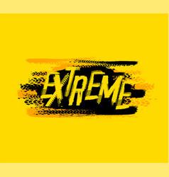 Extreme grunge background vector