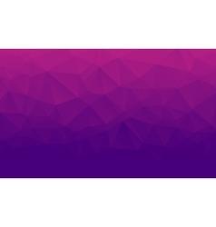 shades purple abstract polygonal geometric vector image