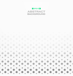 abstract of dot pattern background vector image