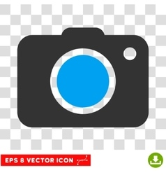 Photo Camera Eps Icon vector image