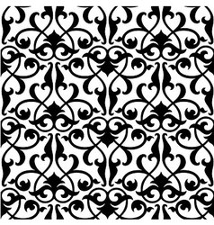 Seamless arabesque pattern vector image vector image