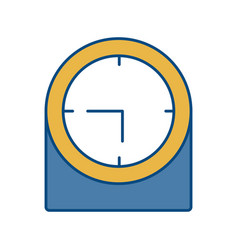 Clock icon imag vector