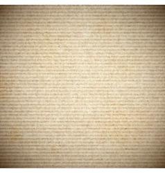 Background cardboard vector image vector image