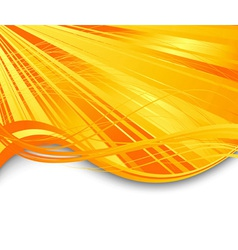 sunburst ray abstract banner vector image vector image