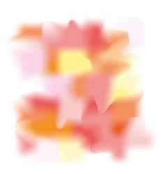 Watercolor blot vector