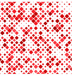 abstract rounded square mosaic pattern background vector image