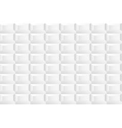 White tile texture - seamless vector image