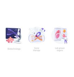 Biomedical and molecular engineering vector