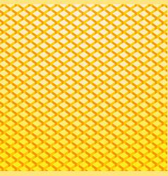 light yellow gold brick background vector image