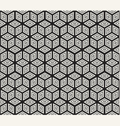 seamless abstract pattern modern stylish lattice vector image