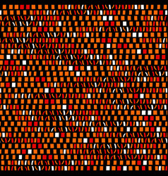 simple tribal pattern vector image