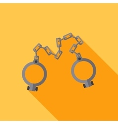 Shackles closed vector