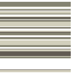 seamless horizontal stripes pattern vector image vector image