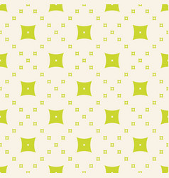 bright colorful summer geometric seamless pattern vector image