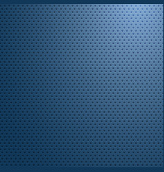 Carbon fiber surface with blue light abstract vector