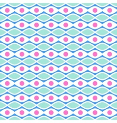 Abstract vivid seamless pattern tiling vector