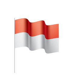 Indonesia flag vector