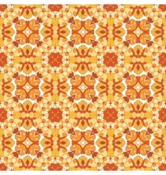 Bright seamless pattern vector image vector image