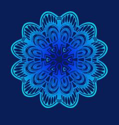 Mandala 17 vector