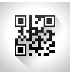 digital code design vector image