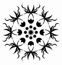Elegant premade logo black branding template vector