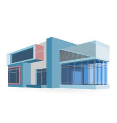 House models colors vector