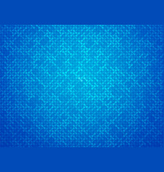abstract blue linking dots background vector image