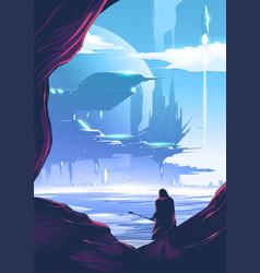 Humankind civilization stardate 21644 vector