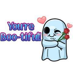 Valentine ghost vector