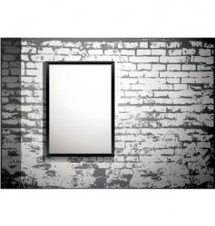 exhibition vector image vector image