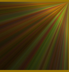 Ray light background design - graphic vector