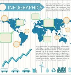 An infographics vector