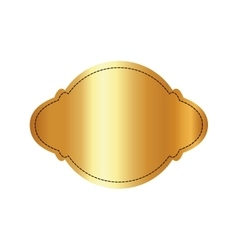 Label frame luxury elegant con graphic vector