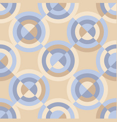 Rhombus shapes geometric seamless pattern vector