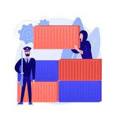 Smuggling abstract concept vector