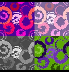 Abstract Fashion Seamless Pattern vector image vector image