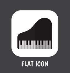 of media symbol on royal flat vector image vector image