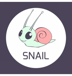 snail5 vector image
