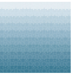 400 blue puzzles vector image