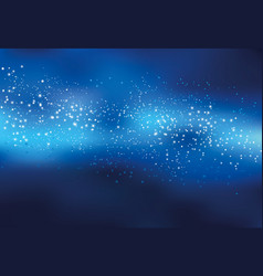 night sky stars concept for background simple vector image