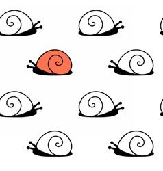 snailpat vector image