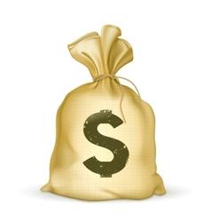 Moneybag vector image
