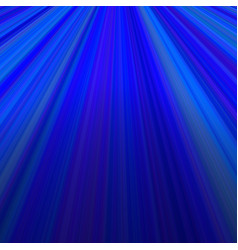 Blue ray light background - graphic from stripes vector